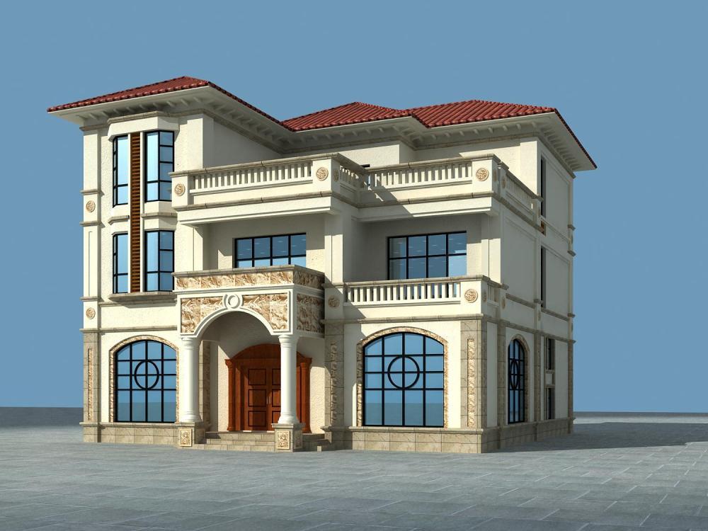 2014别墅建筑设计施工