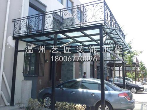 玻璃钢结构阳台